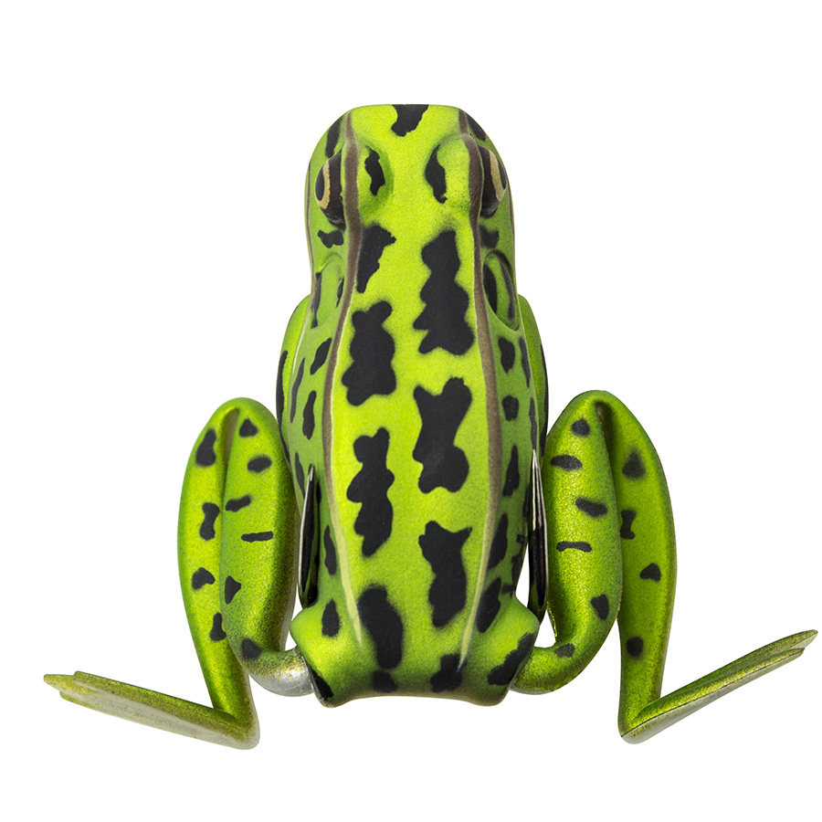 Lunkerhunt popping frog for Cabine di rana holler