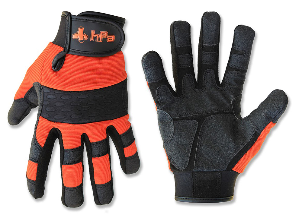 Hpa gloves guanti pic