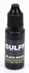 Gulff Resine UV black magic