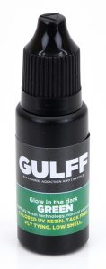 Gulff Resine UV green