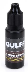 Gulff Resine UV nymph brown