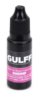 Gulff Resine UV shrimp