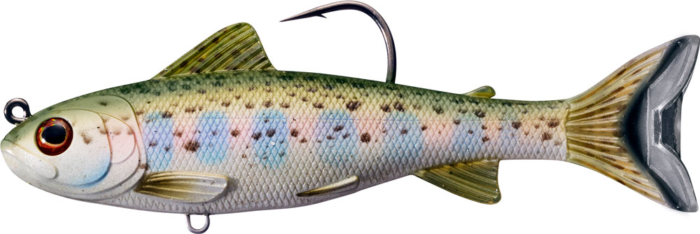 Livetarget Parr Trout Swimbait