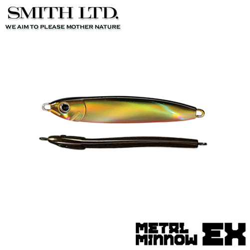 Smith Metal Minnow EX PIC