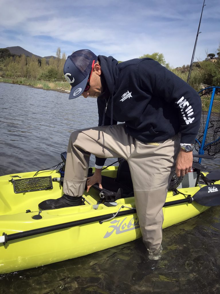 IKON 2.0 GUIDING….Waders & Kayak!1