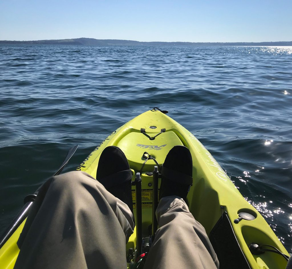 IKON 2.0 GUIDING….Waders & Kayak! 2